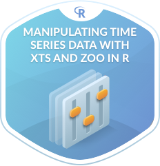 Manipulating Time Series Data with xts and zoo in R