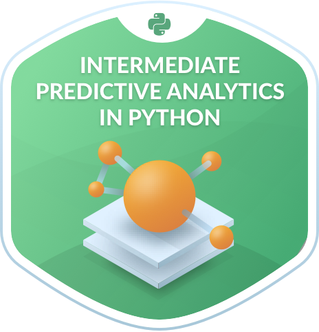 Intermediate Predictive Analytics in Python