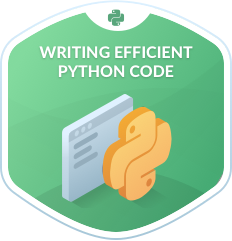 Writing Efficient Python Code