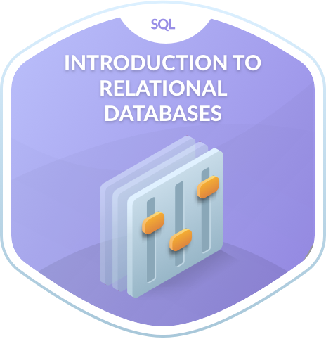 Introduction to Relational Databases in SQL
