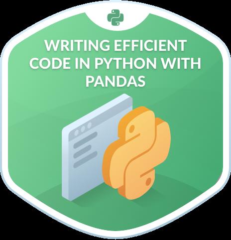Optimizing Python Code with pandas