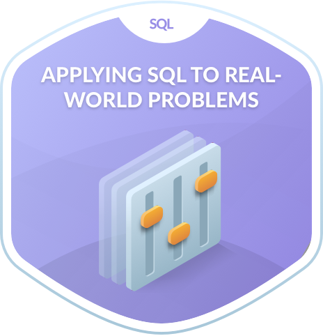 Applying SQL to Real-World Problems