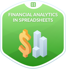 Financial Analytics in Spreadsheets