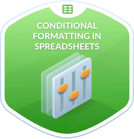 Conditional Formatting in Spreadsheets