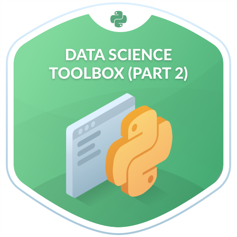 Python Data Science Toolbox (Part 2)