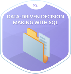 Data-Driven Decision Making in SQL