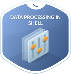 Data Processing in Shell