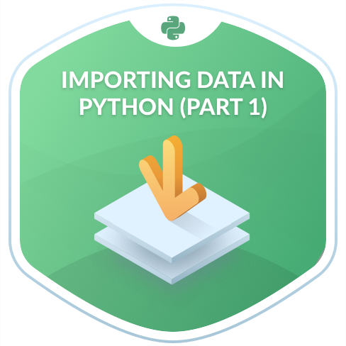 Importing Data in Python (Part 1)