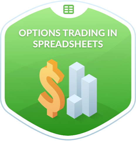 Options Trading in Spreadsheets