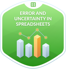 Error and Uncertainty in Spreadsheets