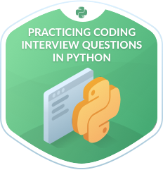 Practicing Coding Interview Questions in Python