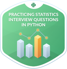 Practicing Statistics Interview Questions in Python