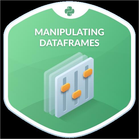 Manipulating DataFrames with pandas