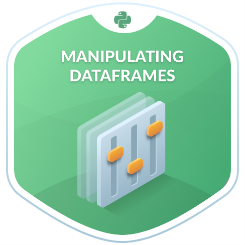 Manipulating DataFrames with pandas