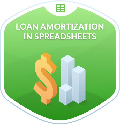 Loan Amortization in Spreadsheets