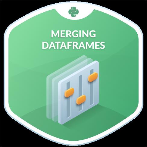Merging DataFrames with pandas