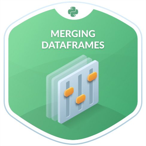 Merging DataFrames with pandas