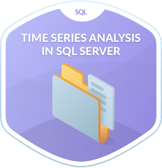 Time Series Analysis in SQL Server