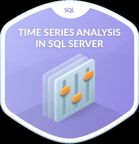 Time Series Analysis in SQL Server
