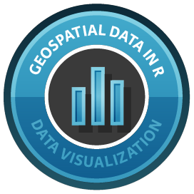 Working with Geospatial Data in R