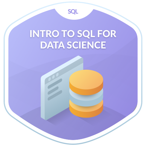 Intro to SQL for Data Science