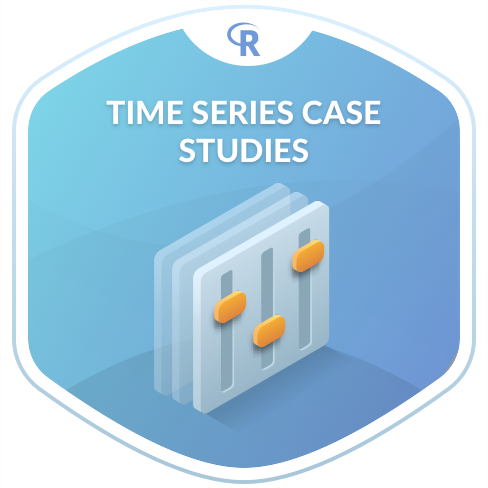 Manipulating Time Series Data in R: Case Studies