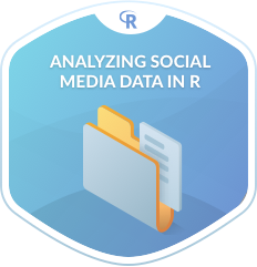 Analyzing Social Media Data in R