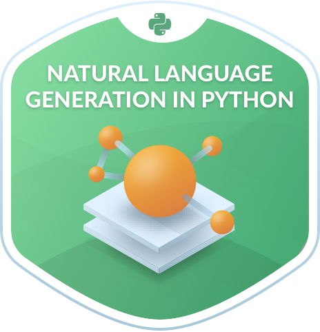 Natural Language Generation in Python