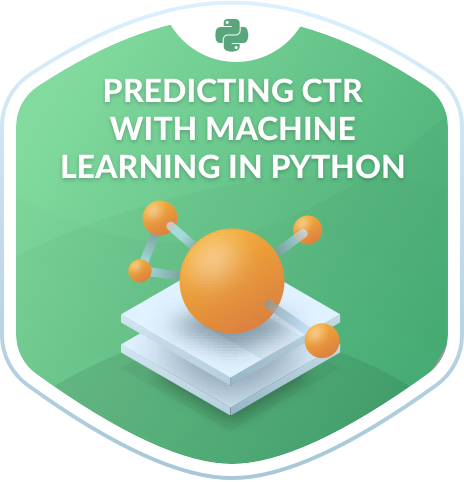 Predicting CTR with Machine Learning in Python