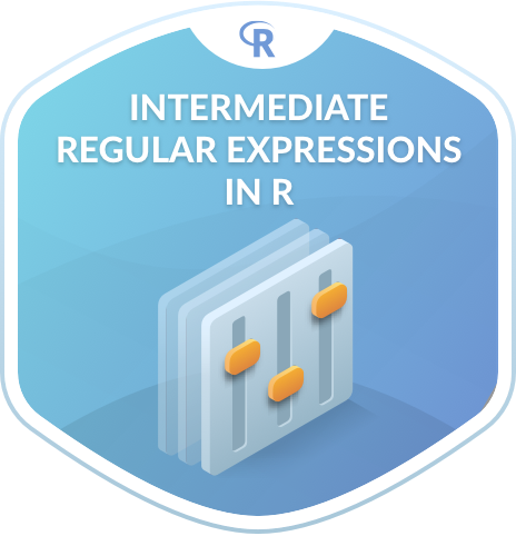 Intermediate Regular Expressions in R
