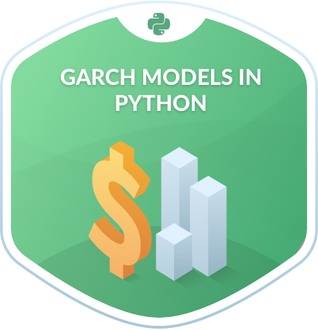 GARCH Models in Python