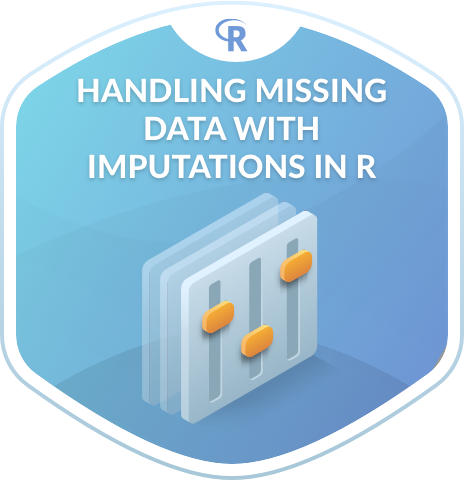 Handling Missing Data with Imputations in R