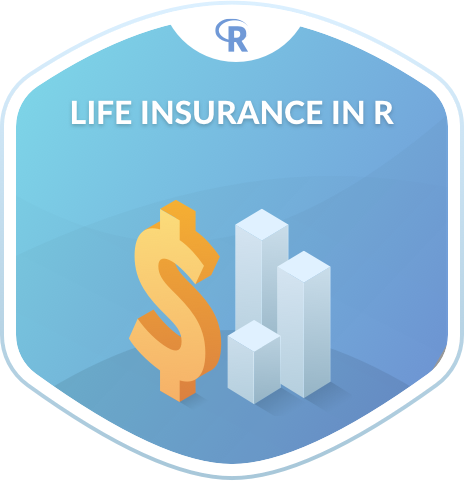 Valuation of Life Insurance Products in R