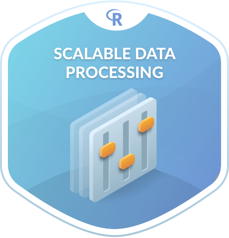 Scalable Data Processing in R