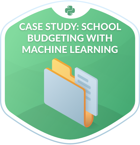 Case Study: School Budgeting with Machine Learning in Python