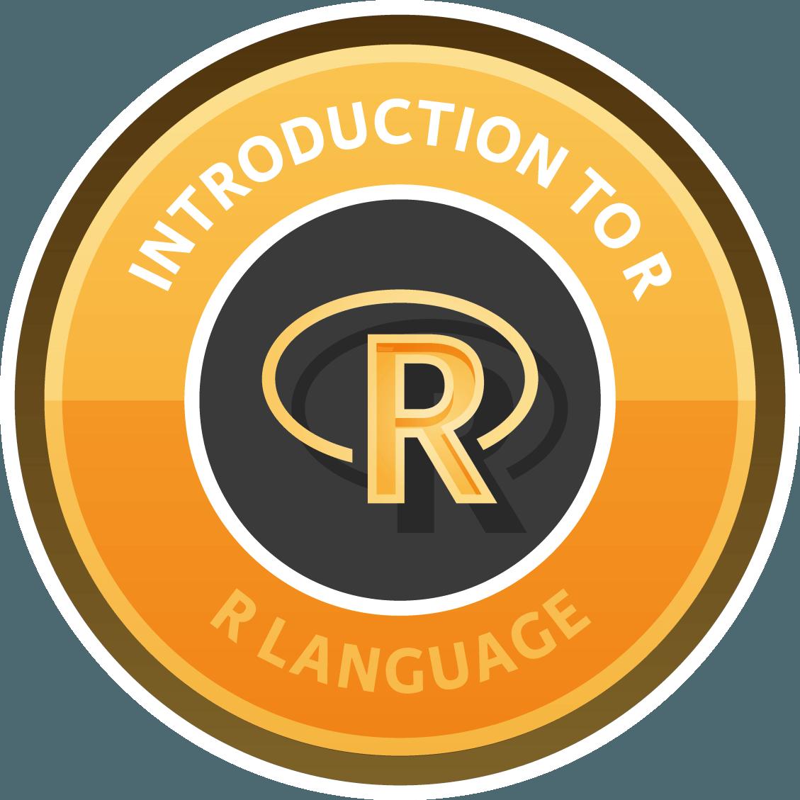 ภาษา R เบื้องต้น