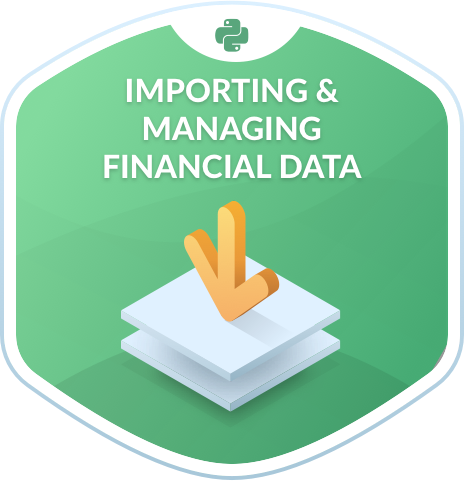 Importing & Managing Financial Data in Python