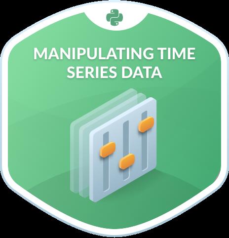 Manipulating Time Series Data in Python
