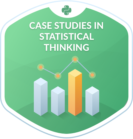 Case Studies in Statistical Thinking