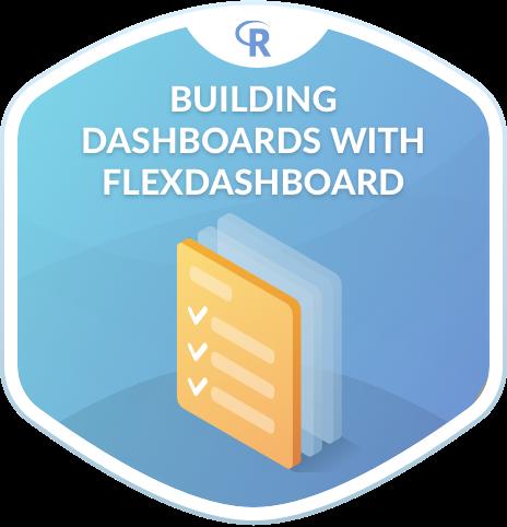Building Dashboards with flexdashboard