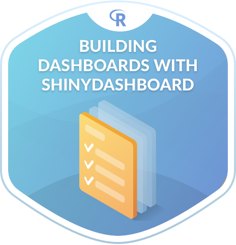 Building Dashboards with shinydashboard