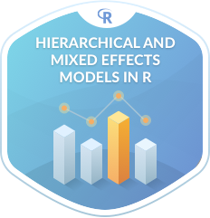 Hierarchical and Mixed Effects Models in R