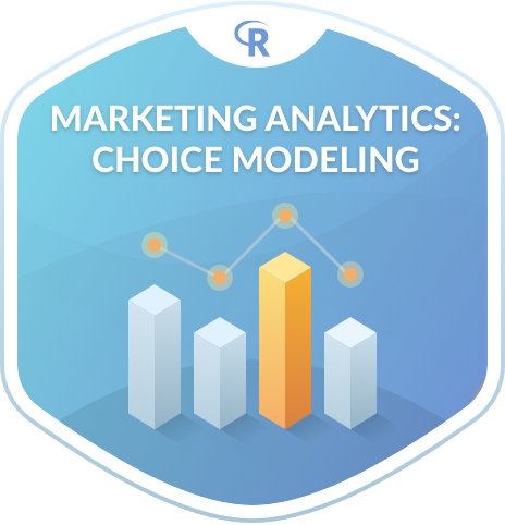 Marketing Analytics in R: Choice Modeling