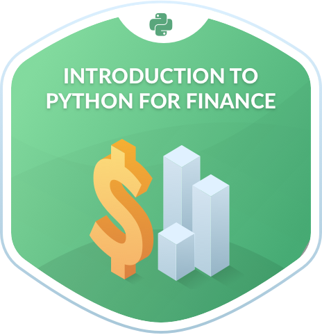 Introduction to Python for Finance