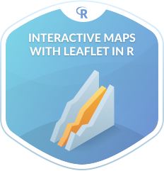 Interactive Maps with leaflet in R