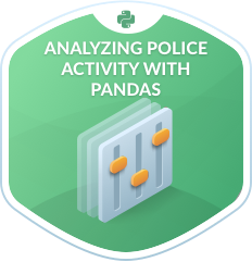 Analyzing Police Activity with pandas
