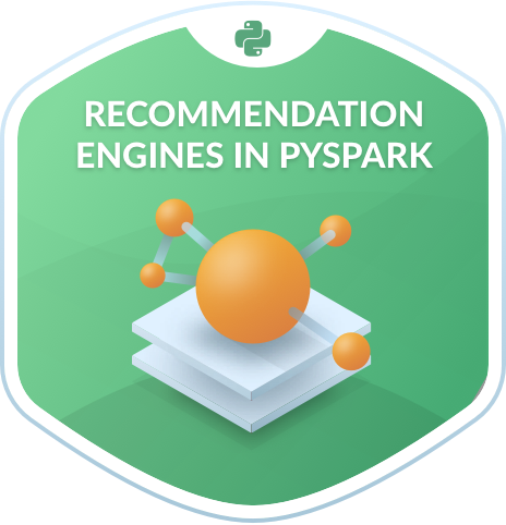 Building Recommendation Engines with PySpark
