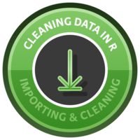 Cleaning data r