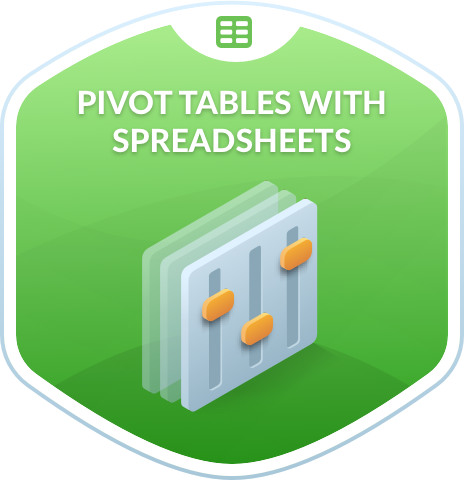 Pivot Tables with Spreadsheets