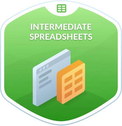 Intermediate Spreadsheets for Data Science